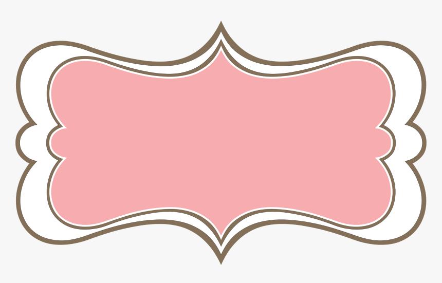 Pink Vintage Frame Png , Png Download - Pink Vintage Frame Png, Transparent Png, Free Download