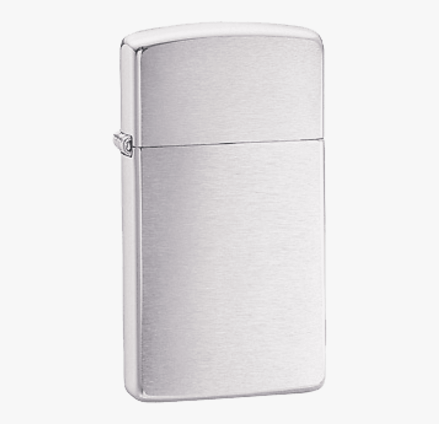 Lighter-zippo - Zippo 200 Brushed Chrome Lighter, HD Png Download, Free Download