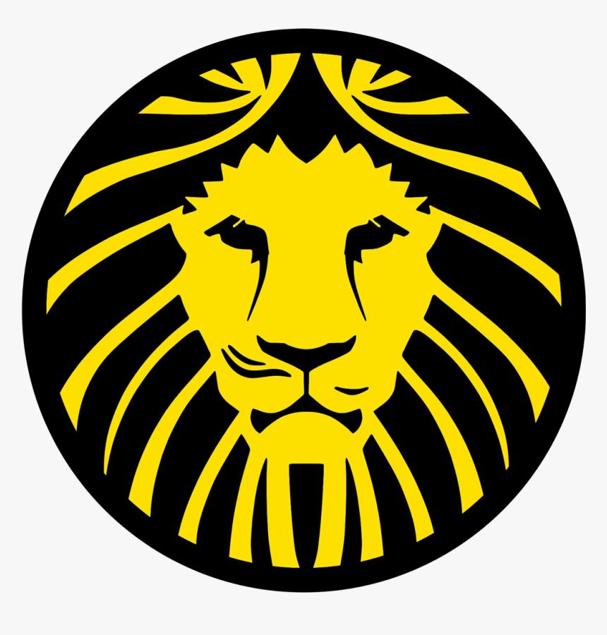 Transparent Borussia Dortmund Logo Png Vector Lion Head Png Png Download Kindpng