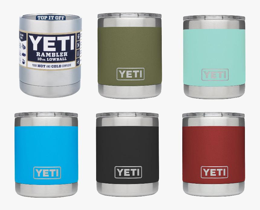 Yeti 10oz Lowball - Yeti Rambler ™ 10 Oz Lowball Black, HD Png Download, Free Download