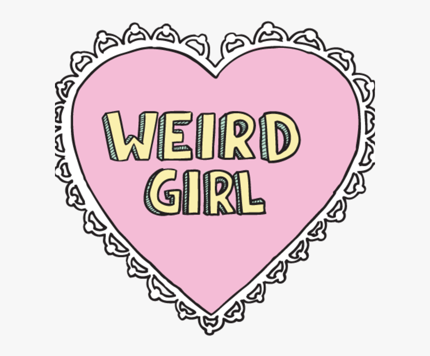 Weird Girl Transparent, HD Png Download, Free Download