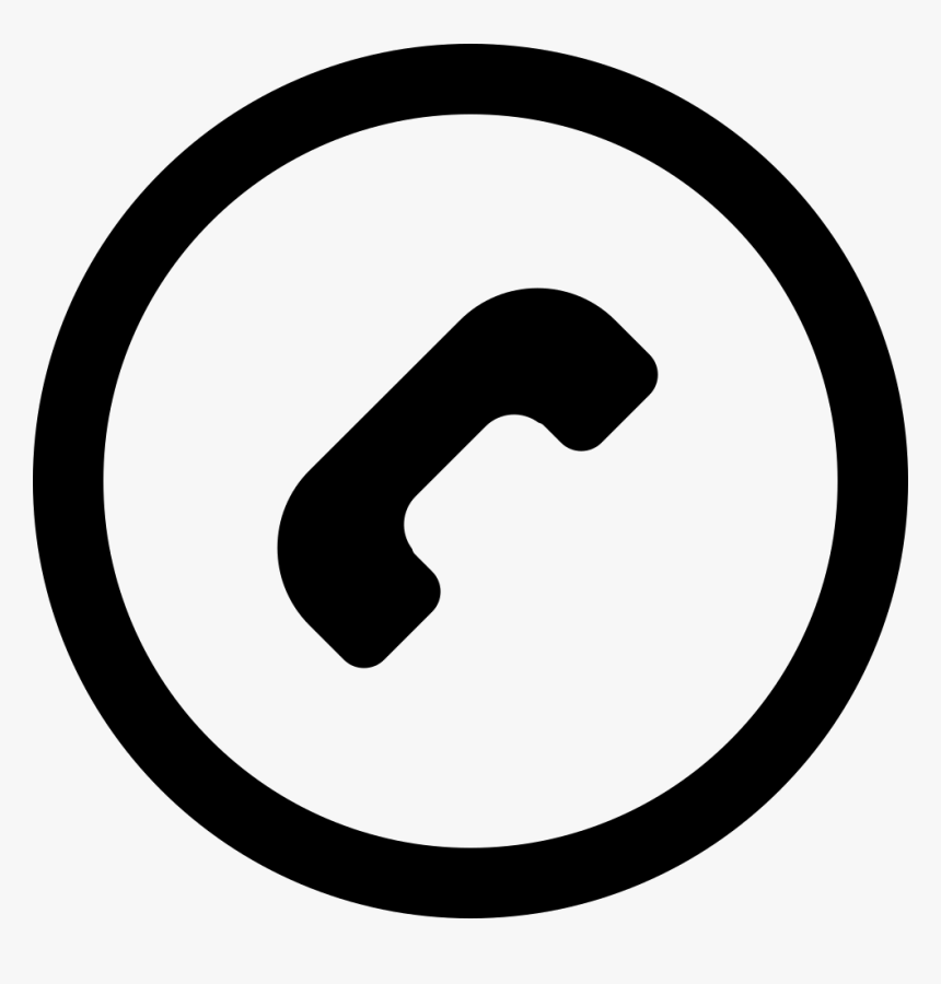 Call Button - Creative Commons Logo, HD Png Download, Free Download