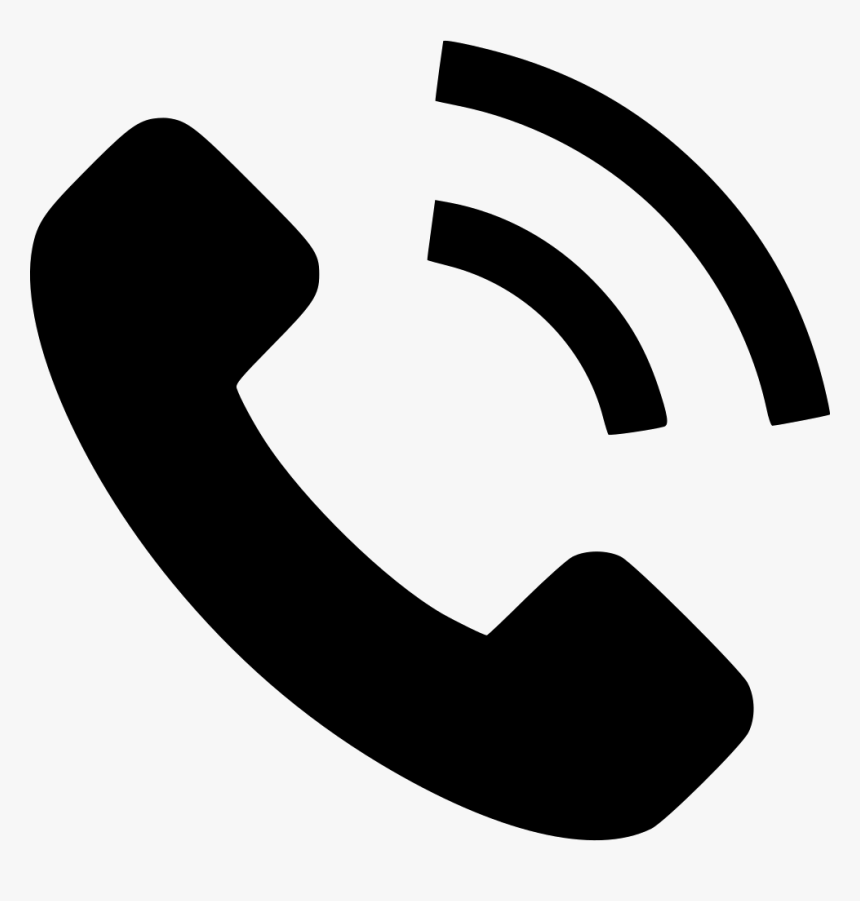 Phone Call Chat Message Ring Telephone Communication - Telephone Call Logo Png, Transparent Png, Free Download