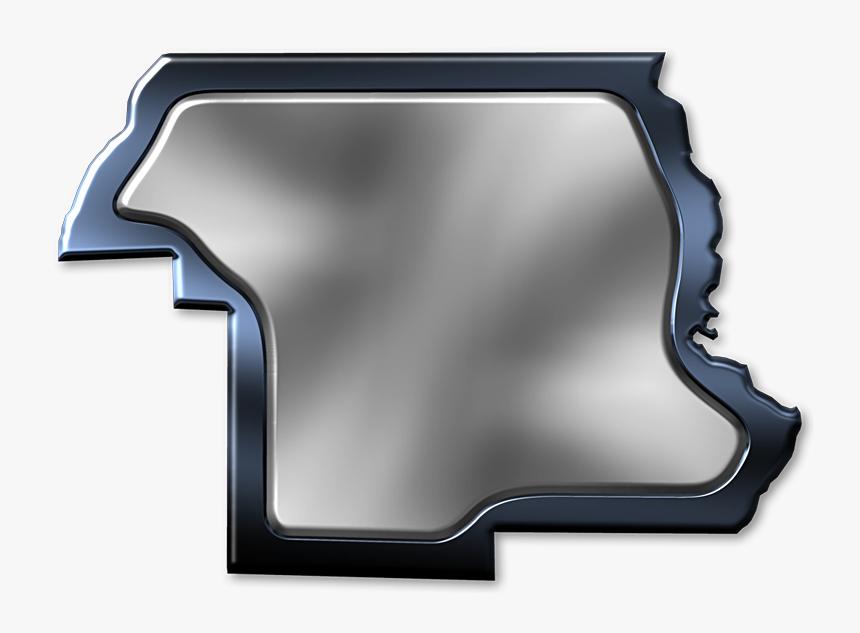 Metallic Blue Border Transparent, HD Png Download, Free Download