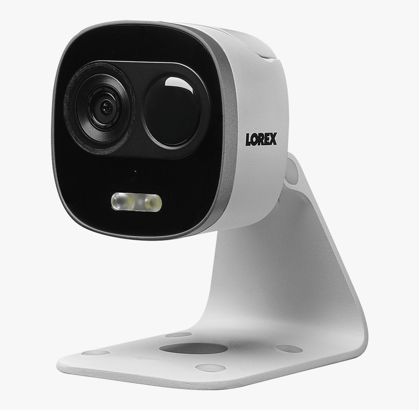 Wifi Hd Outdoor Camera With Motion Activated Bright - Lorex Camera, HD Png Download, Free Download