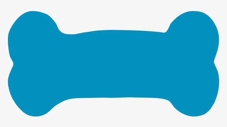 Dog Bone Clipart Free Images - Blue Dog Bone Clipart, HD Png Download, Free Download