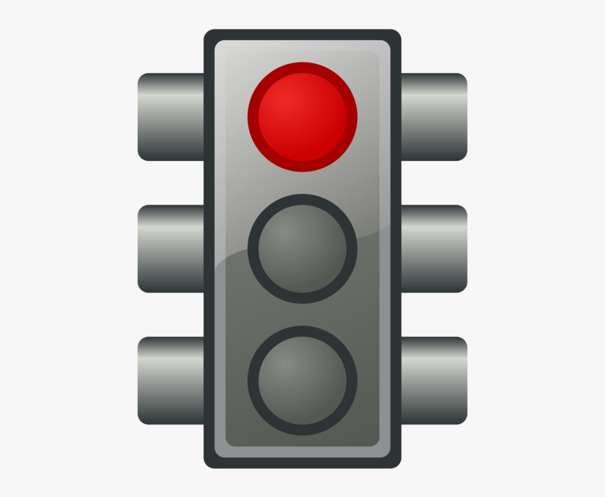 Traffic Light,cylinder,hardware - Traffic Sign Red Light, HD Png Download, Free Download