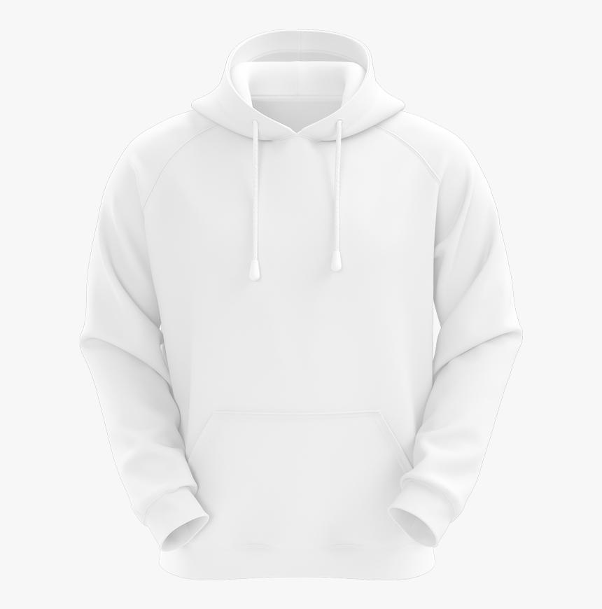 Blank Hoodie Png - Blank White Hoodie Png, Transparent Png, Free Download