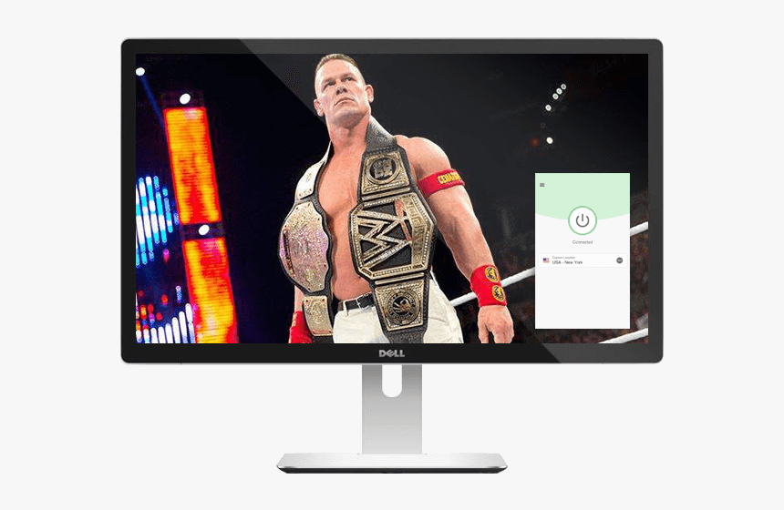 Stream The Wwe Live With A Vpn - John Cena Wwe World Heavyweight Champion 2014, HD Png Download, Free Download