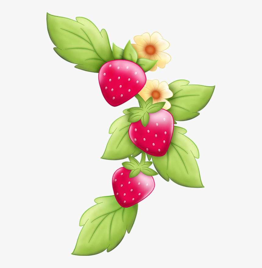 Fraises Png - Frutti Di Bosco, Transparent Png, Free Download