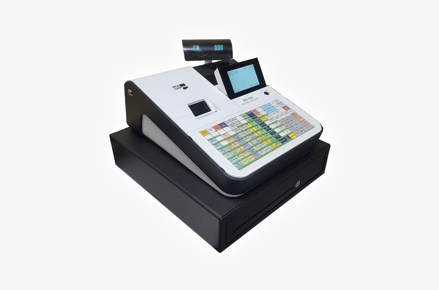 Ecr Equipamientos - Caja Registradora Sampos Er 60, HD Png Download, Free Download