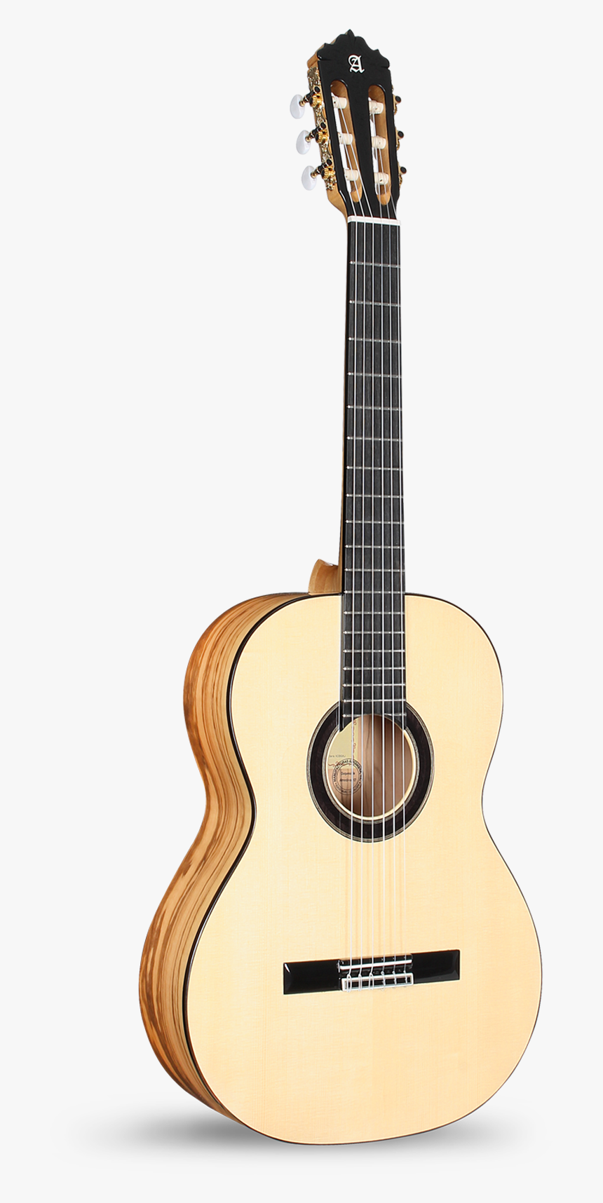 Flamenco Exotic Woods Alhambra Guitars - Guitar Flamenco Png, Transparent Png, Free Download