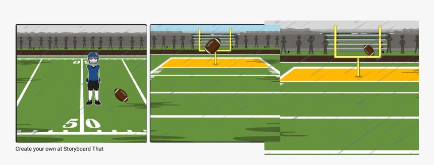 Computer Ed- Field Goal - Kick American Football, HD Png Download, Free Download