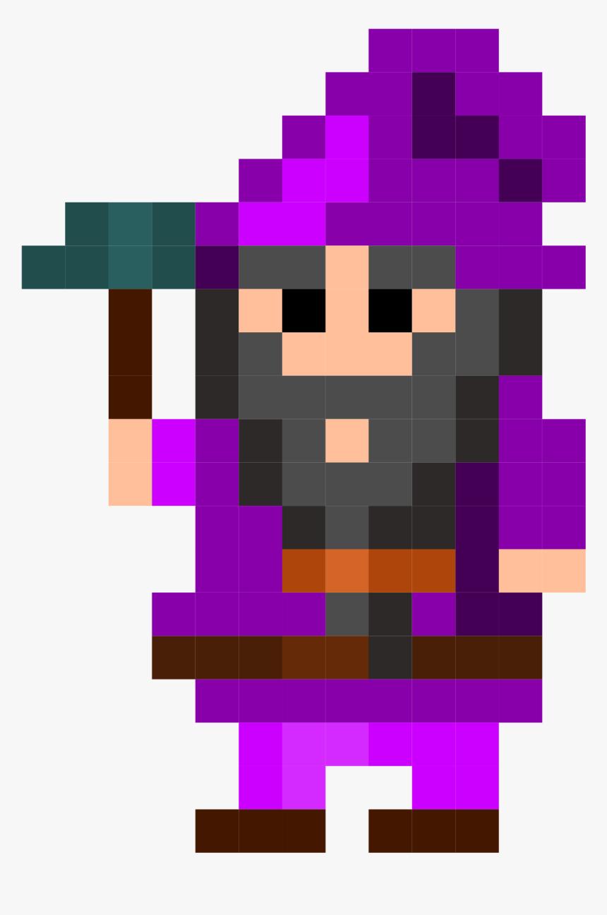 Pixel Dwarf Clip Arts - Goomba Pixel Png, Transparent Png, Free Download