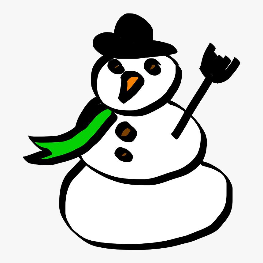 Snow การ์ตูน, HD Png Download, Free Download