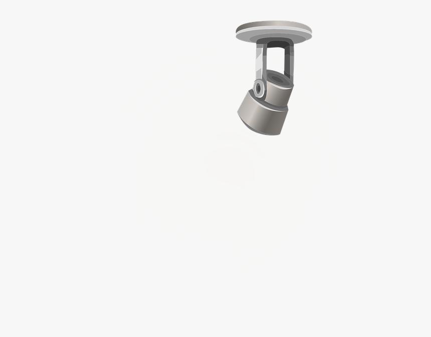 Light, Ceiling Light, Spotlight, Spot, Ceiling - Transparent A Spotlight, HD Png Download, Free Download