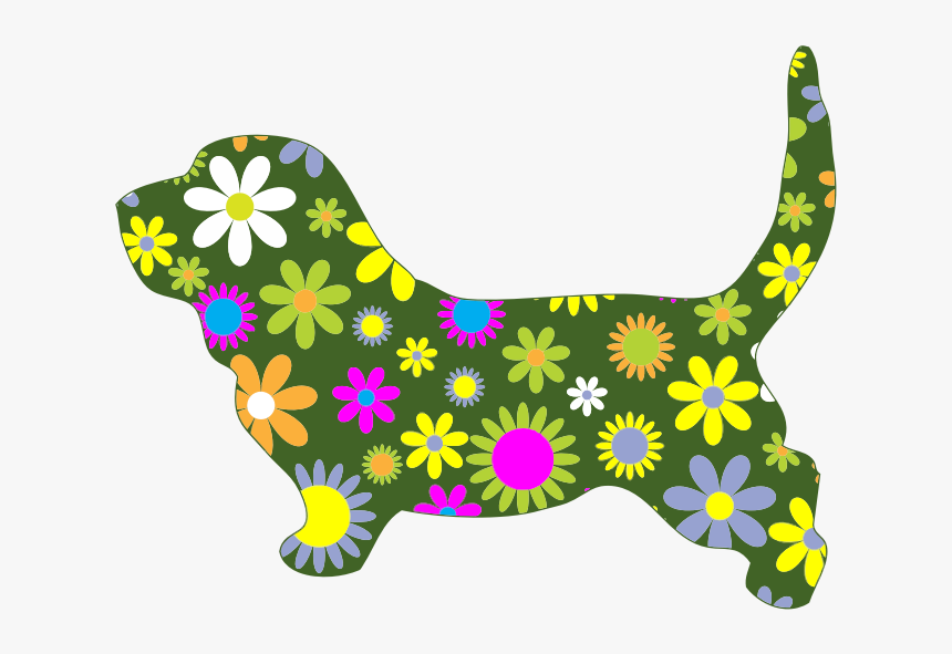 Dachshund Basset Hound Dog Breed Clip Art - Icon Colorful Dog Png, Transparent Png, Free Download