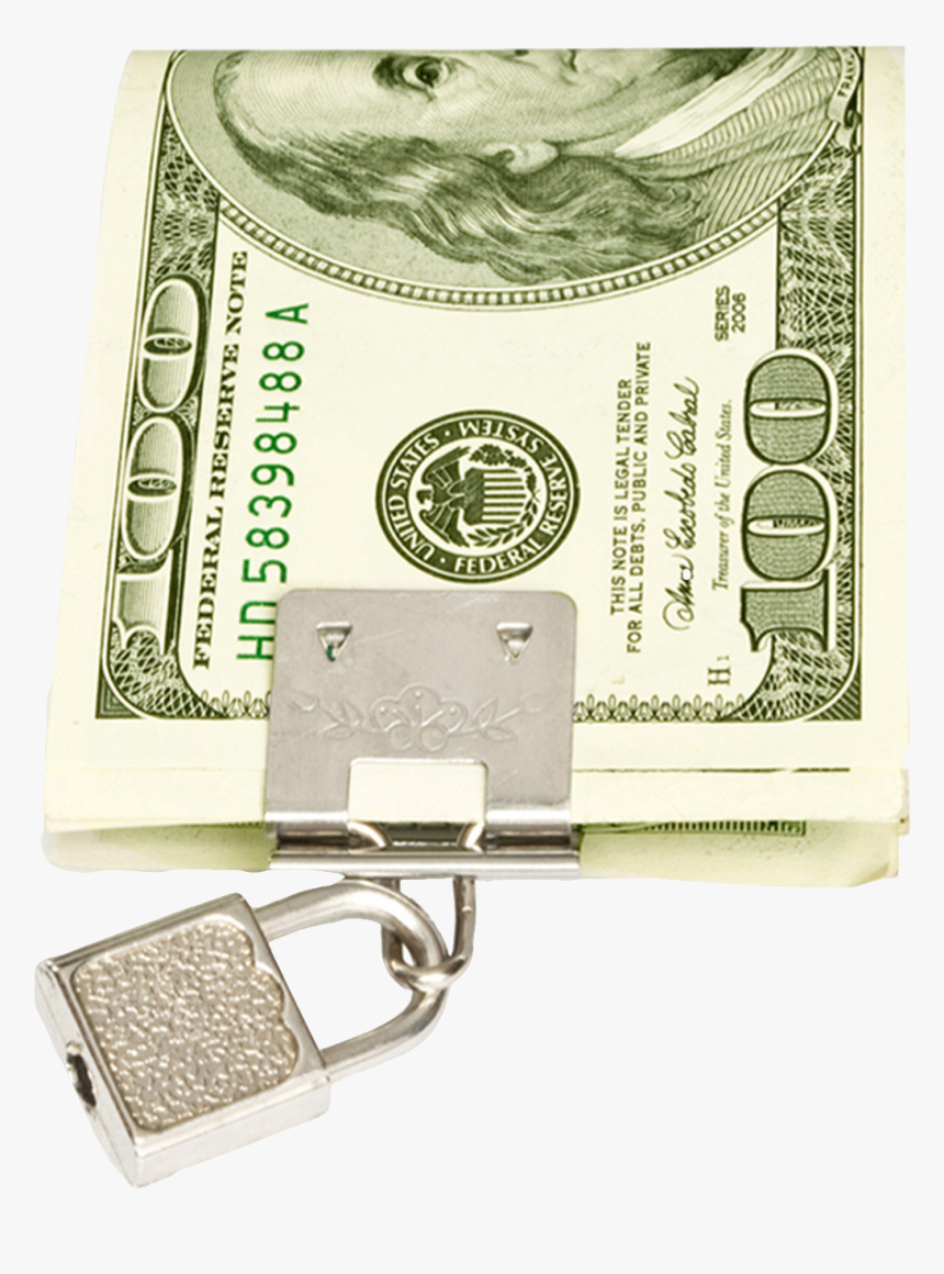 United Banknote Money Photography Bill Dollar One Clipart - 100 Dollar Bill, HD Png Download, Free Download