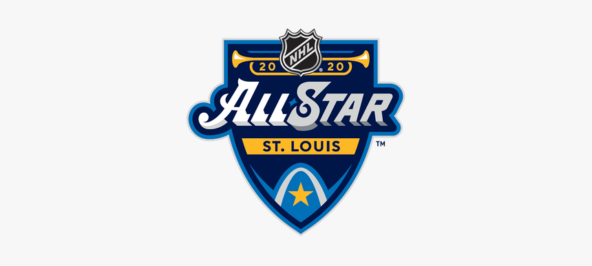 2020 Nhl All Star Game Logo - Nhl All Star Game 2020, HD Png Download, Free Download