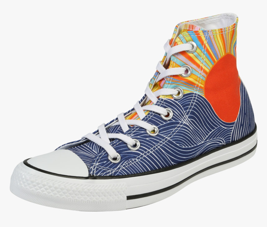 """Converse Sneaker """"chuck Taylor All Star Hi - Shoe, HD Png Download, Free Download"""