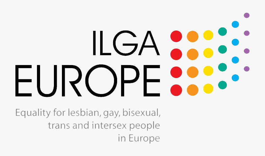 Ie Logo With Motto Png Format Cmsa - Ilga Europe Logo, Transparent Png, Free Download