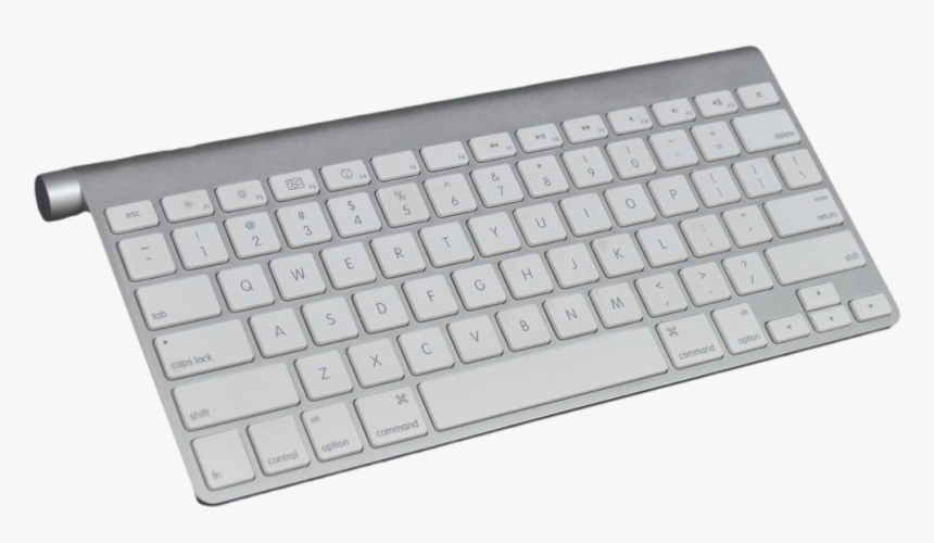 Apple Keyboard Png Apple Magic Keyboard Without Numpad Transparent Png Kindpng
