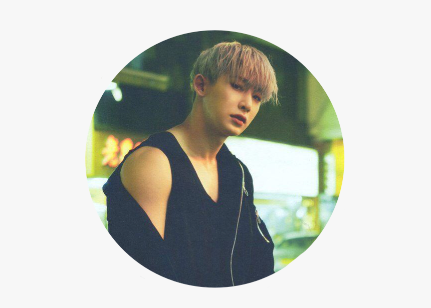 Requested By @shyshy Army - Monsta X Wonho Circle, HD Png Download, Free Download