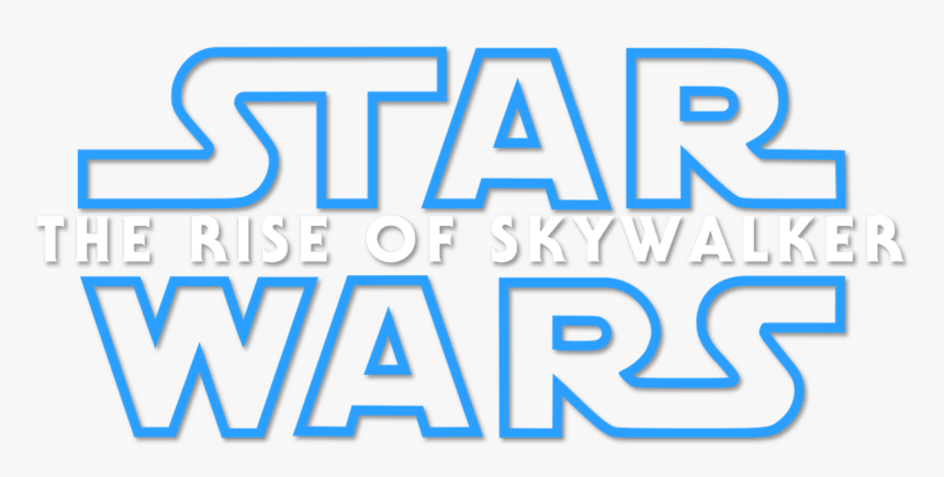 Star Wars Rise Of Skywalker Title Png Transparent Png Kindpng