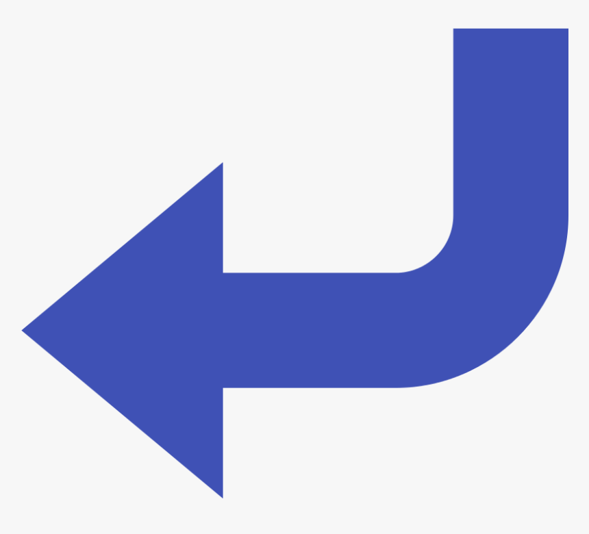 Icons8 Flat Down Left - Arrow Down To Left, HD Png Download, Free Download