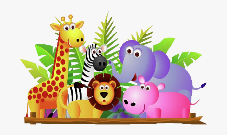 Transparent Background Animals Clipart, HD Png Download, Free Download