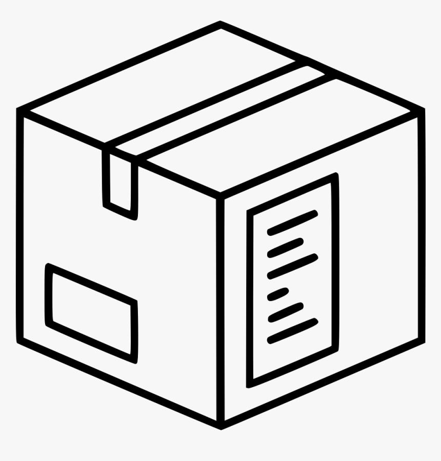 Parcel Package - Parcel Icon Png, Transparent Png, Free Download