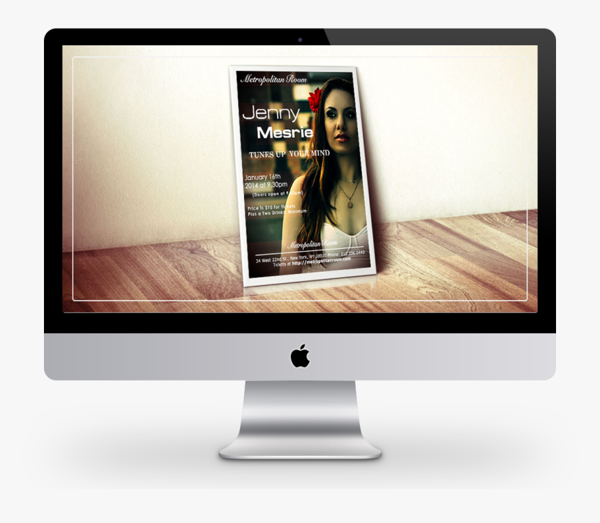 Jenny Image - Imac Space Grey, HD Png Download, Free Download