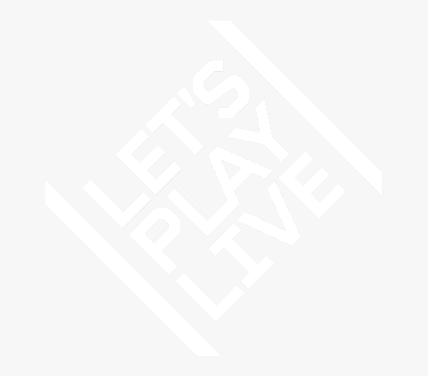 Lets Play Live, HD Png Download, Free Download