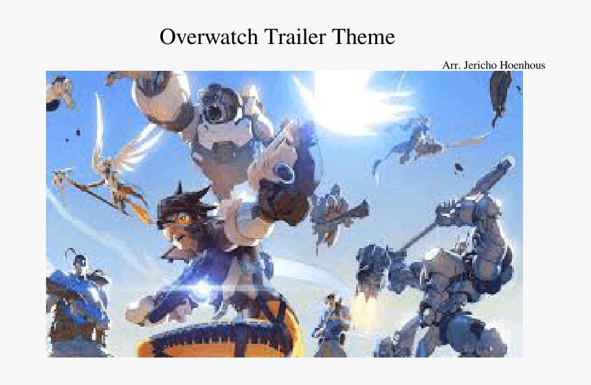 Overwatch Two Sword Hero, HD Png Download, Free Download