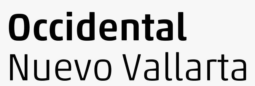 Occidental Nuevo Vallarta Logo, HD Png Download, Free Download
