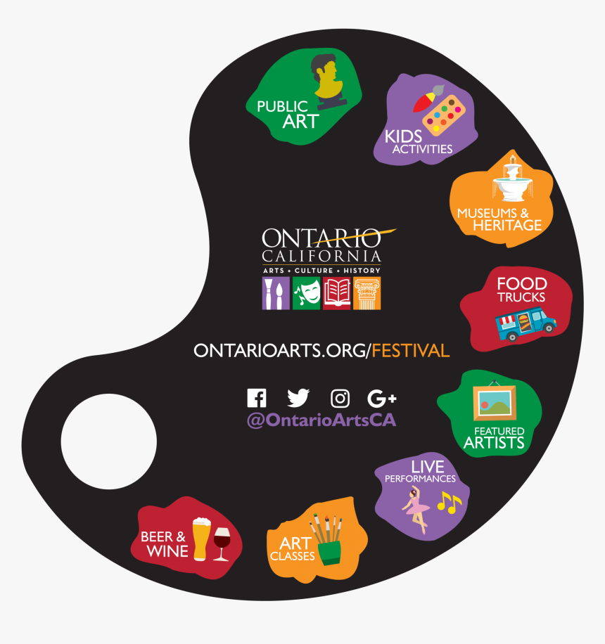 Ontario Festival Of The Arts, HD Png Download, Free Download