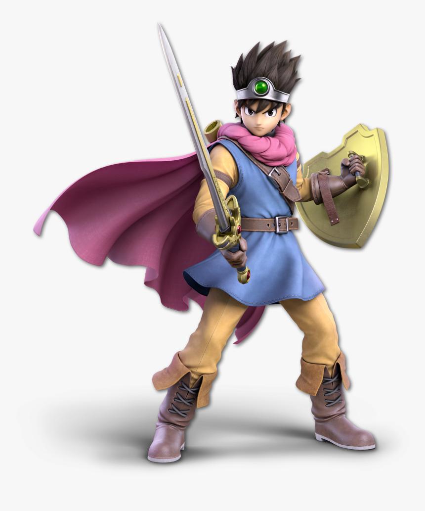 Image - Super Smash Bros Ultimate Hero, HD Png Download, Free Download