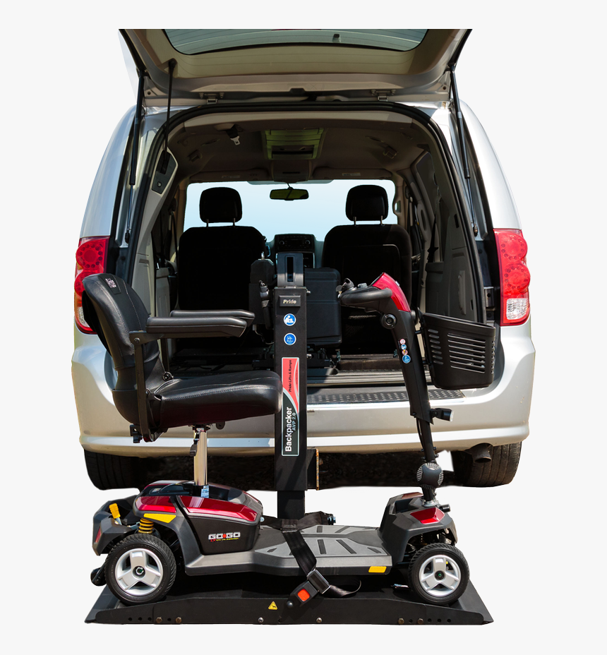 Mobility Scooter Lift, HD Png Download, Free Download