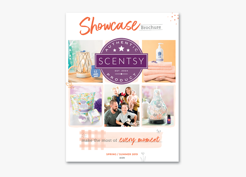 Scentsy Fall Winter 2019 Catalog, HD Png Download, Free Download