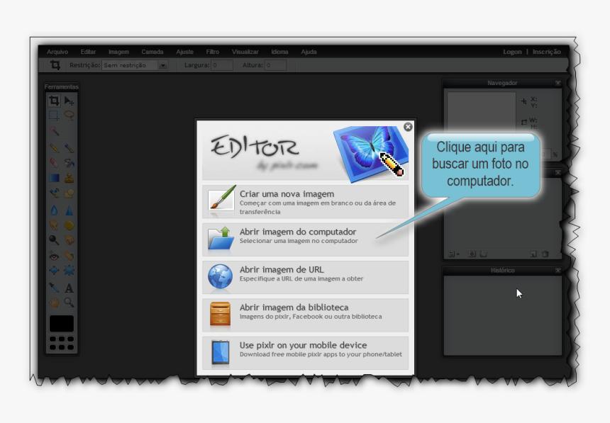 Clip Art Como Fazer Png - Como Crear Un Archivo Png, Transparent Png, Free Download
