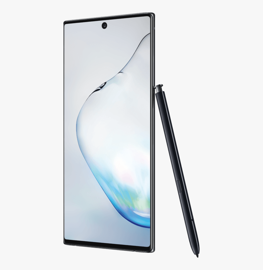 Note 10 Right - Samsung Smart Phone, HD Png Download, Free Download