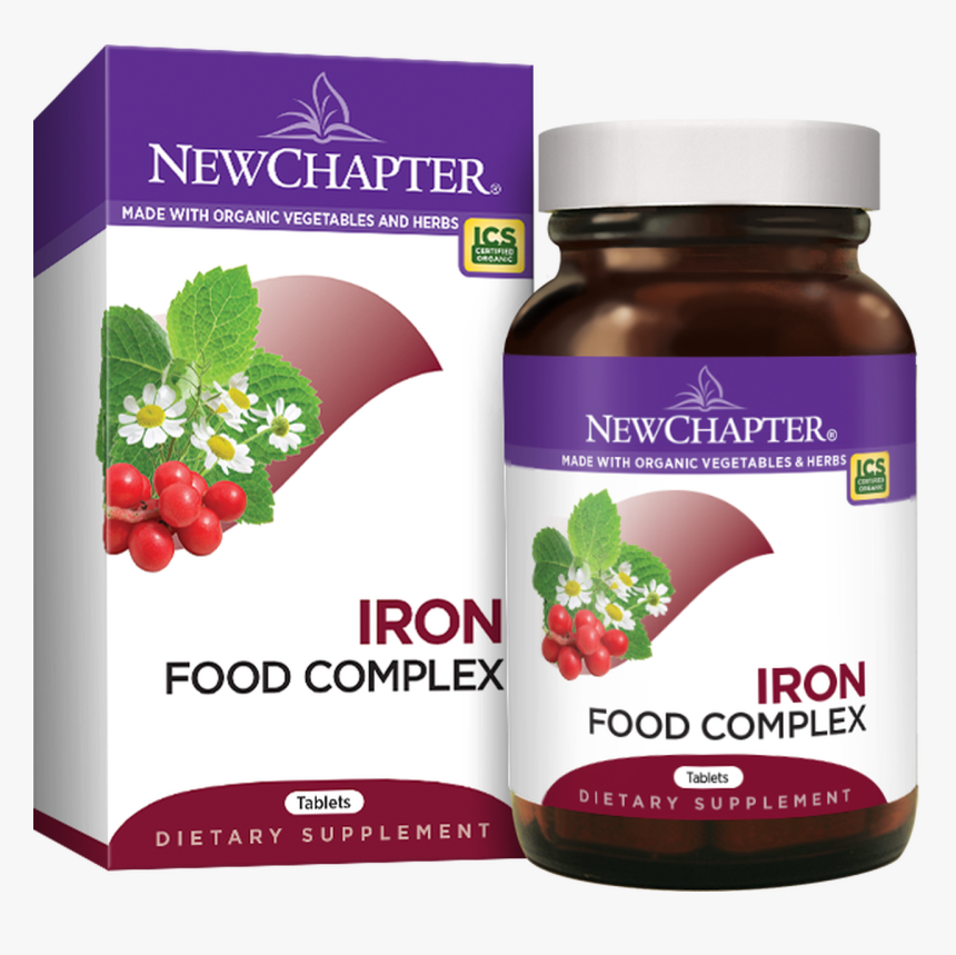 New Chapter Vitamins, HD Png Download, Free Download
