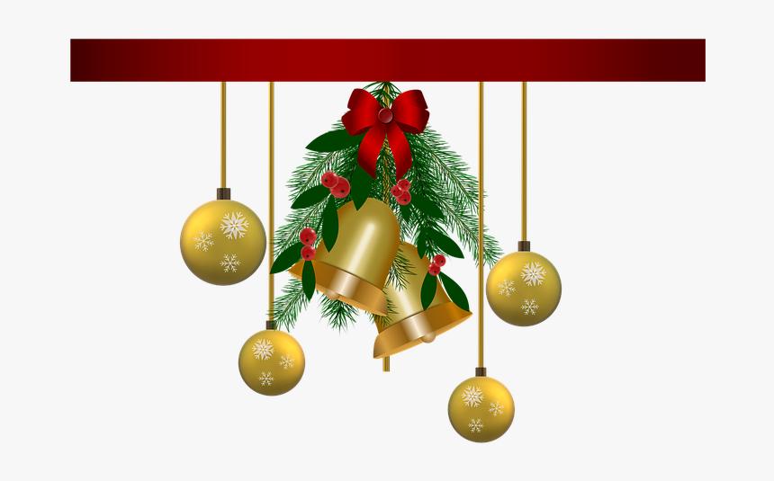 Christmas, Kerstklokjes, Christmas Balls - Christmas Ornament, HD Png Download, Free Download