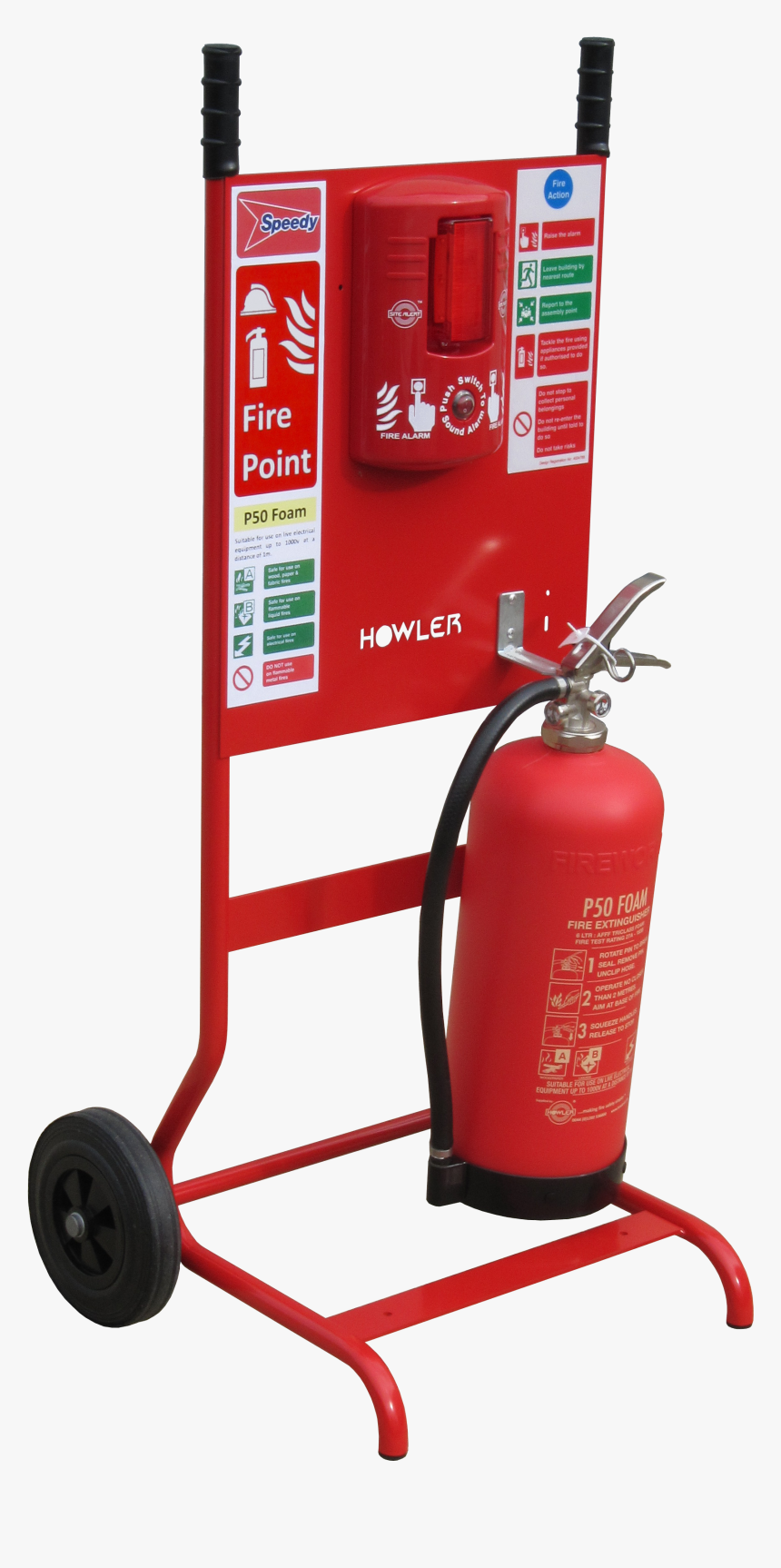 Mobile Fire Alarm Systems, HD Png Download, Free Download