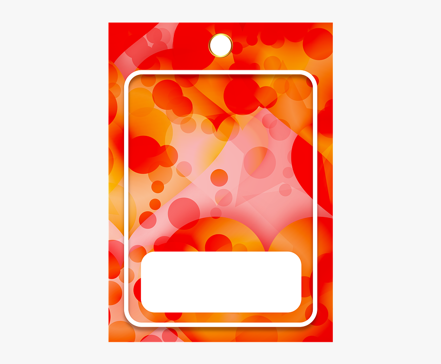 Price-list, Tag, Red, Transparent Background, Plate - Шаблоны Ценники На Ярмарку, HD Png Download, Free Download