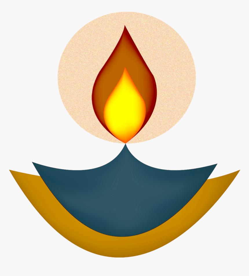 Great Diwali Happy For Hul - Diwali Diya Clipart, HD Png Download, Free Download