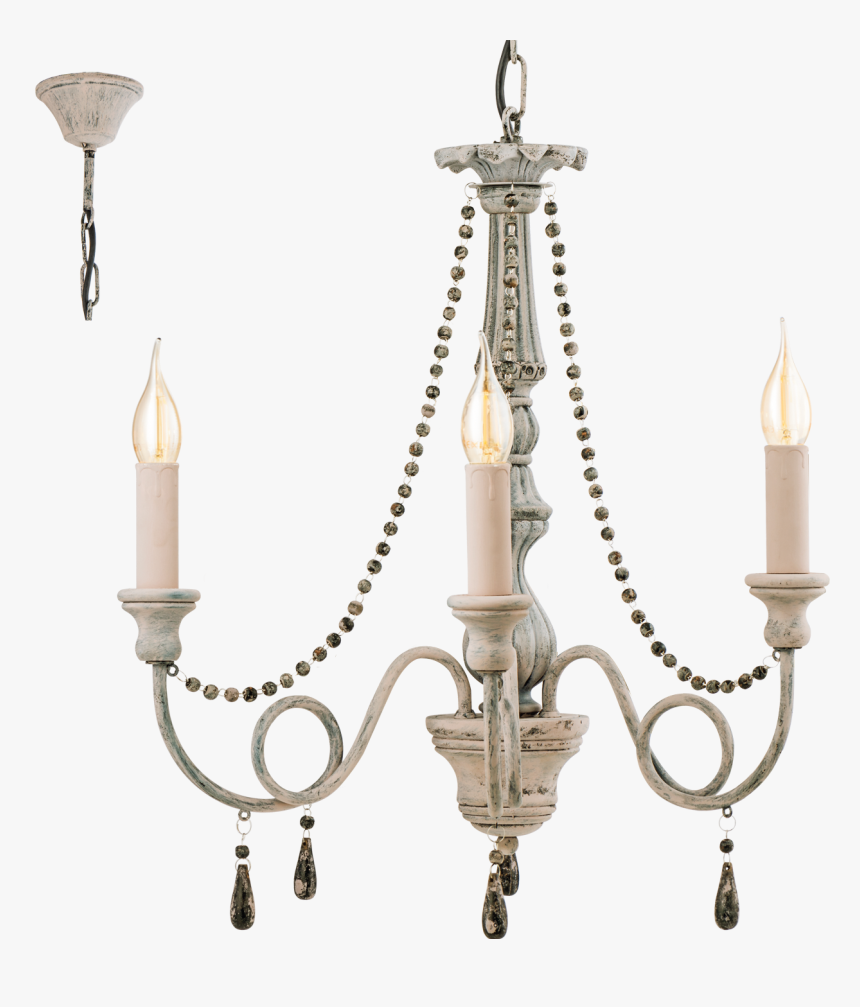 Antique Taupe Light Eglo Fixture Chandelier Lighting - Eglo Colchester, HD Png Download, Free Download
