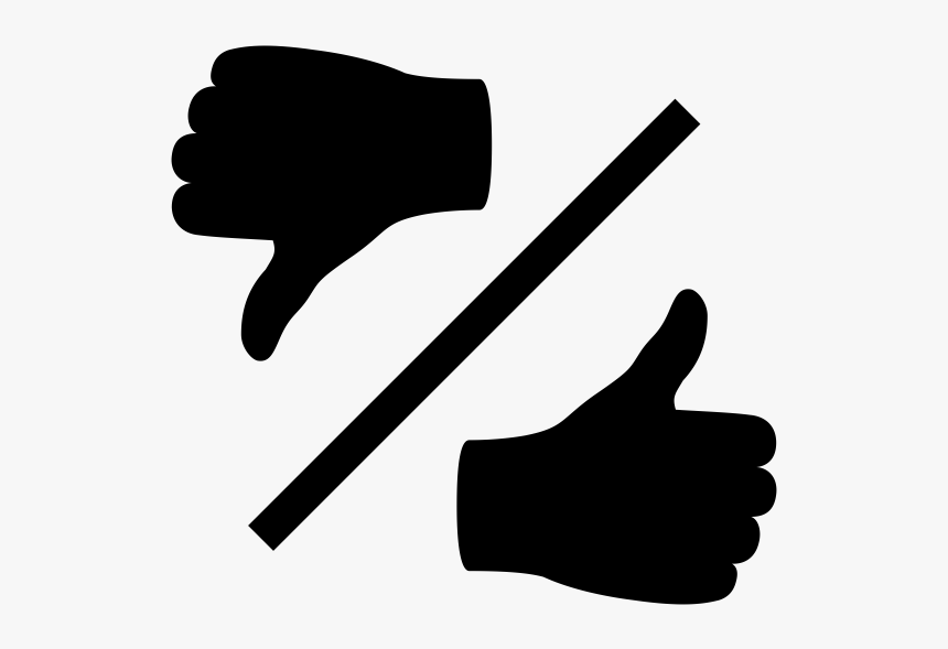 """  Class=""lazyload Lazyload Mirage Cloudzoom Featured - Thumbs Up And Thumbs Down Png, Transparent Png, Free Download"