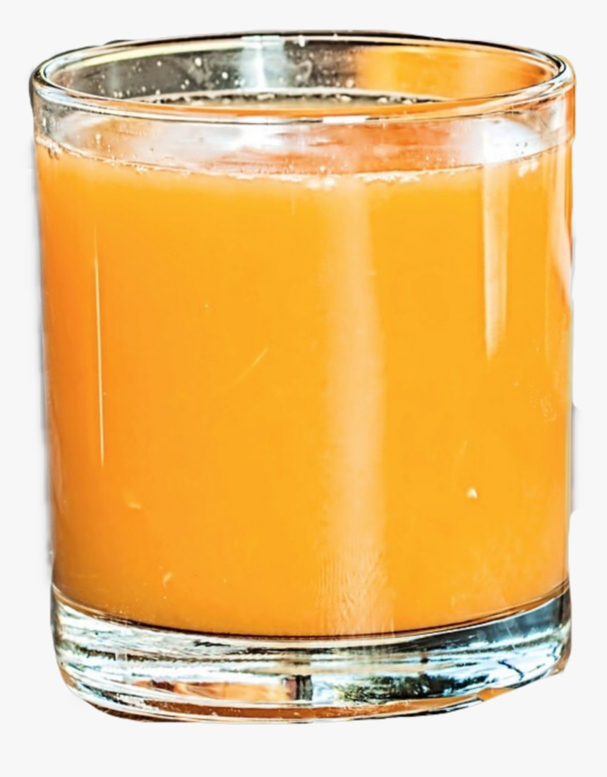 #orangejuice #glass #dring - Drink More Fruit Juice, HD Png Download, Free Download