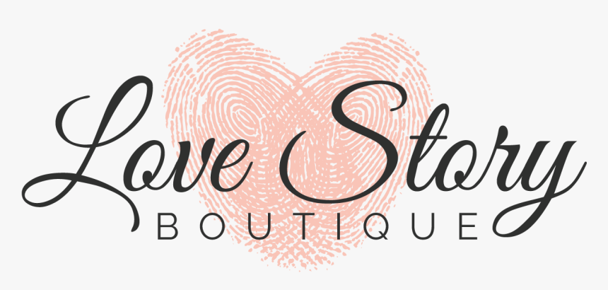 Love Story Boutique - Love Story Text Png, Transparent Png, Free Download